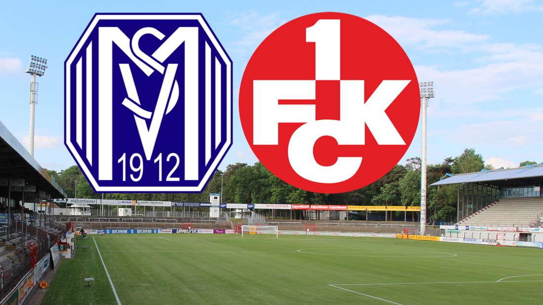 Der SV Meppen empfängt am Samstag den 1. FC Kaiserslautern.