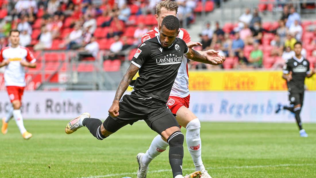 2. Bundesliga: Jahn Regensburg - SV Sandhausen