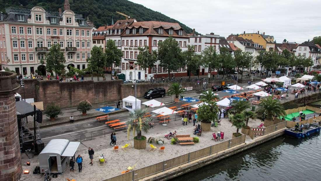 """""""Sommer am Fluss"""" – Impressionen vom Event am Neckar"""