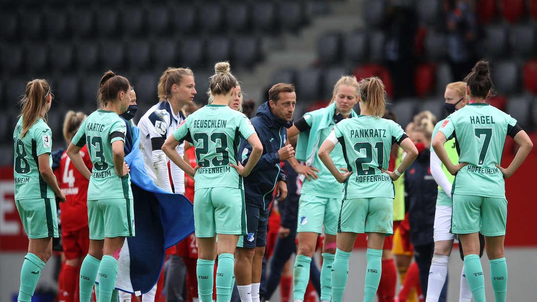 Das Frauen-Team der TSG Hoffenheim startet in der Champions-League-Qualifikation
