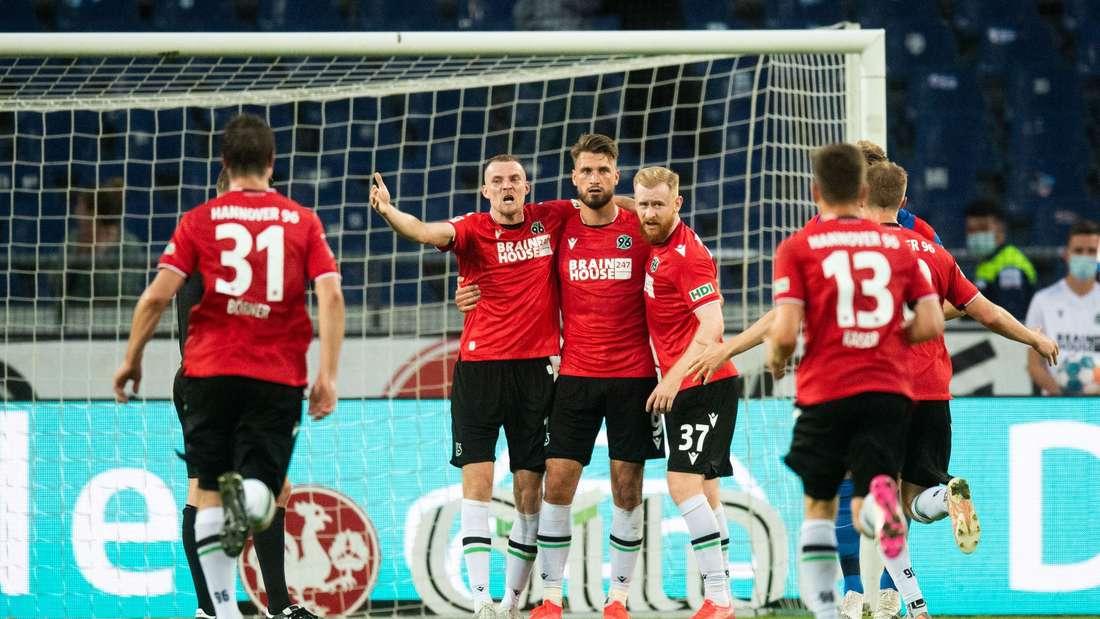 Hannover 96 - 1. FC Heidenheim