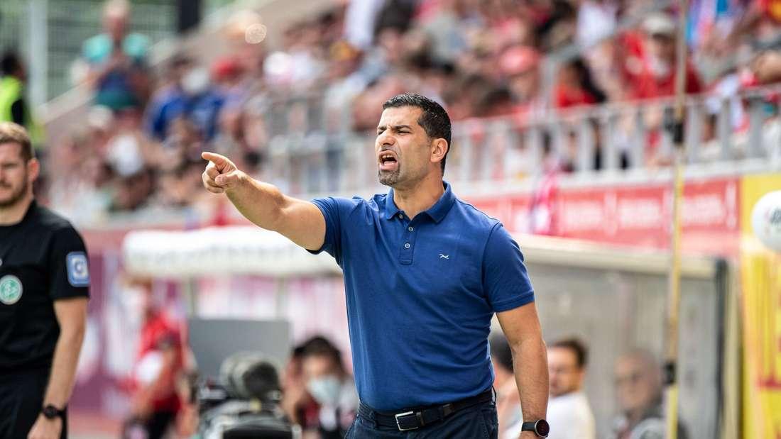 Schalke-Coach