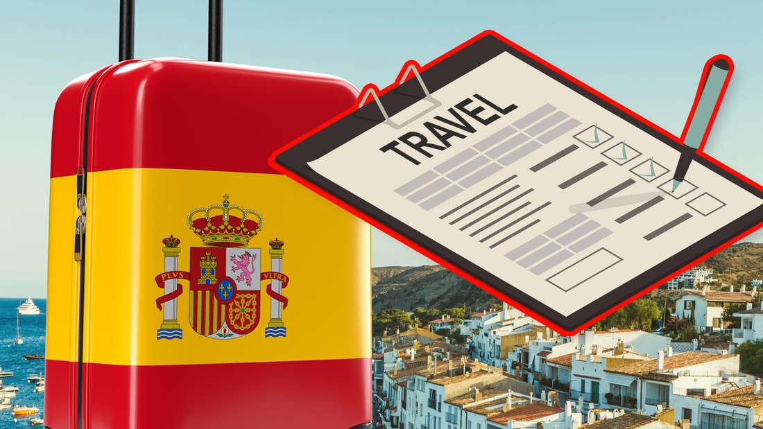 Einreiseformular Spanien: das Müssen Urlauber beachten.