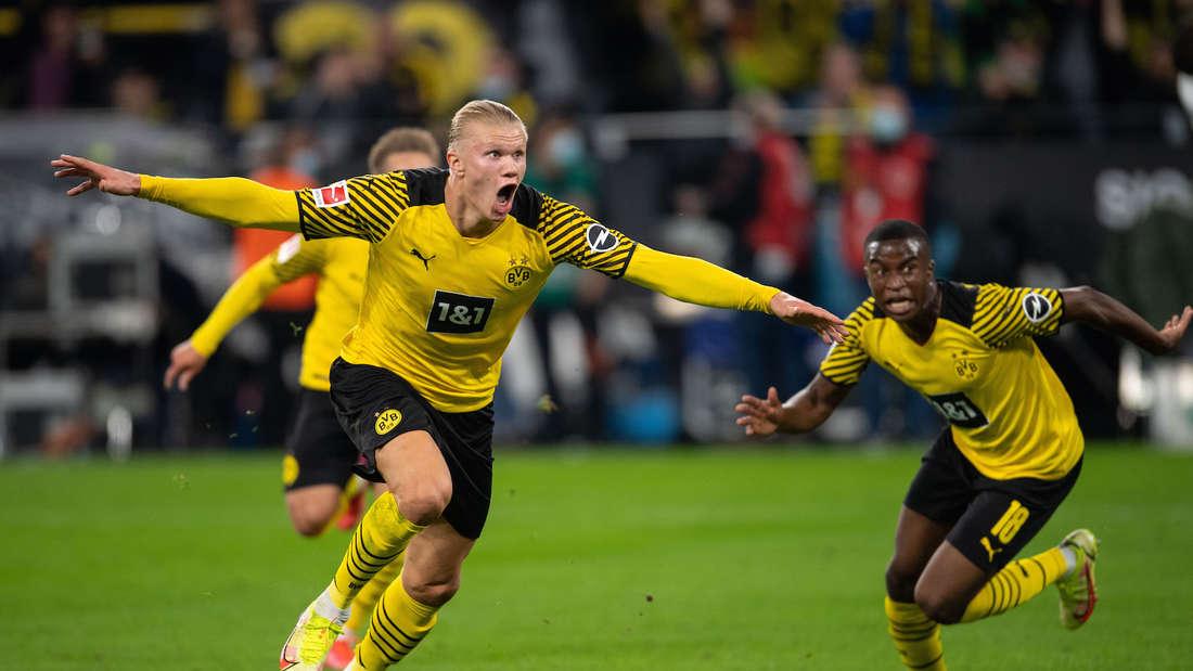 Erling Haaland schockt Hoffenheim in der Nachspielzeit.