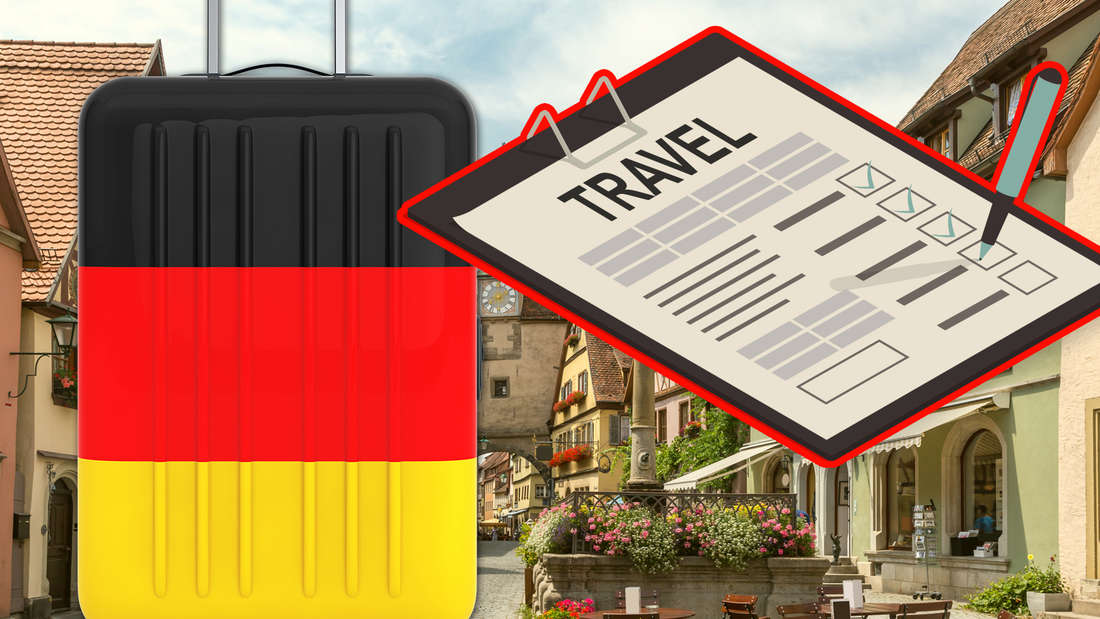 Before entering Germany, you must carry out adigital registration on entry.