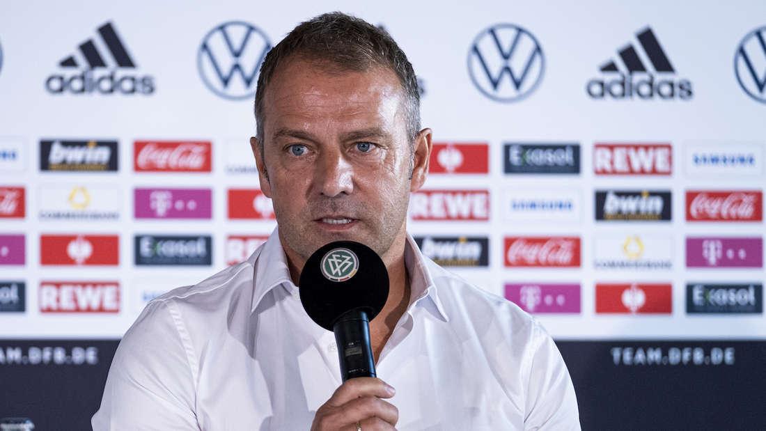 Der neue Bundestrainer Hansi Flick hat seinen ersten Kader bekanntgegeben.