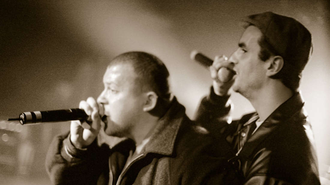 Torch und Toni-L gelten als Urväter des deutschsprachigen Hip Hop.