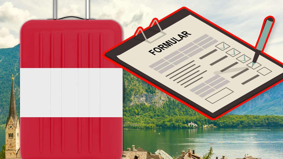 Einreiseformular Österreich: Für getestete, geimpfte oder genesene deutsche Urlauber entfällt die Registrierungspflicht.