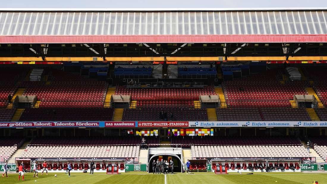 Am Samstag steigt im Fritz-Walter-Stadion das Südwest-Derby.
