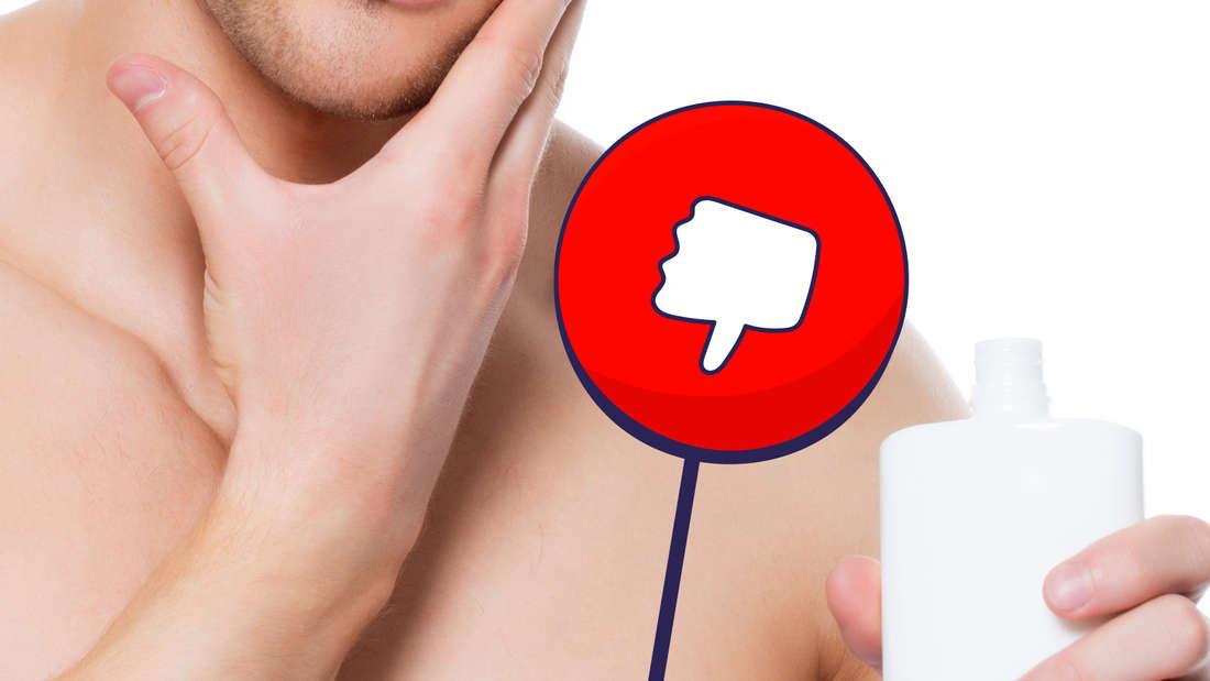Aftershave-Balsam bei Öko-Test: Das sind die Testsieger und Verlierer.