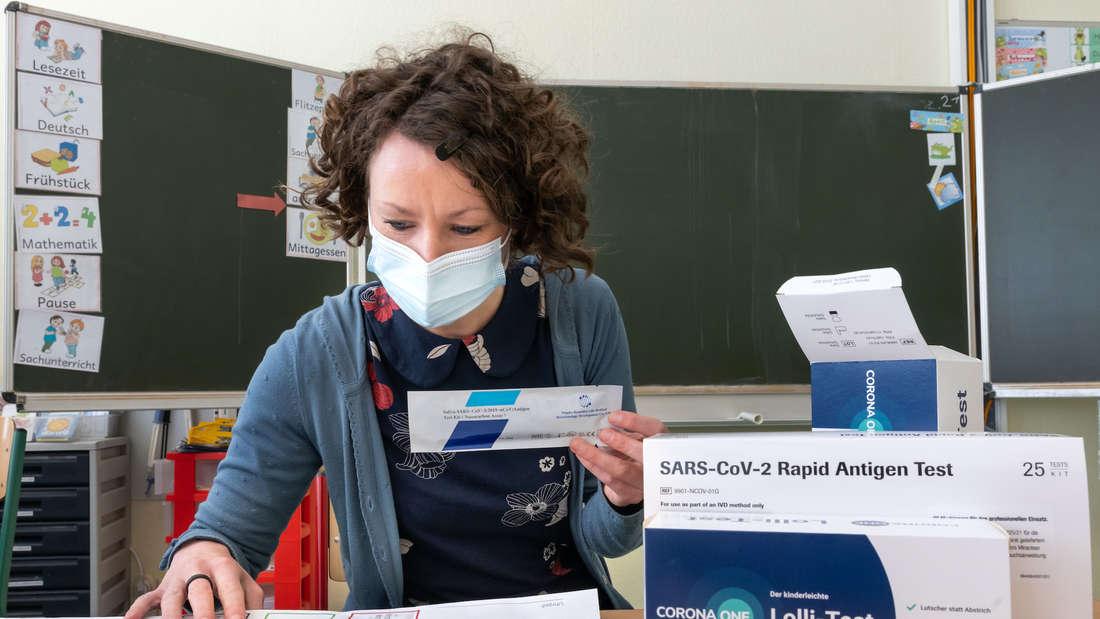 Coronavirus - Corona-Selbsttests für Grundschüler