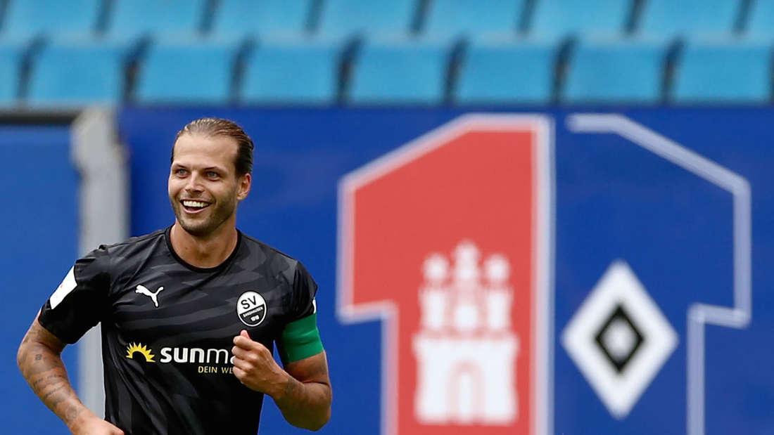 Dennis Diekmeier ist für das Duell gegen den HSV wieder fit.