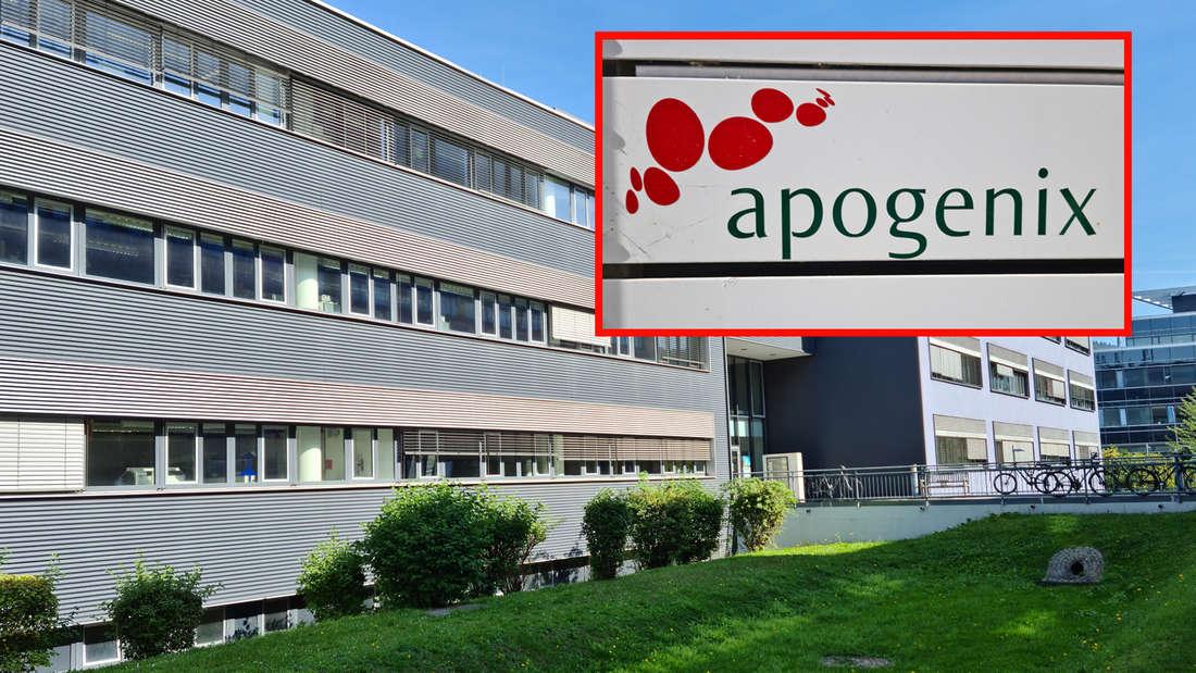 Heidelberger Biotech-Firma Apogenix erhält Förderung (Montage)