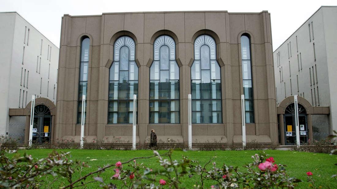 Jüdische Synagoge in Mannheim (Archiv)