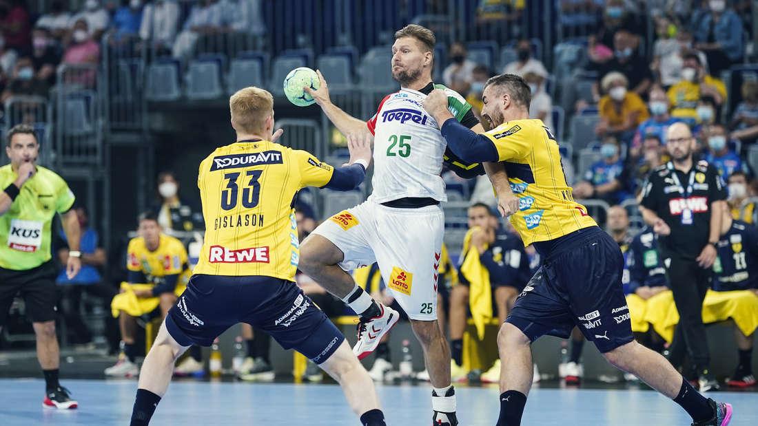 Rhein-Neckar Löwen - SC Magdeburg in der SAP Arena