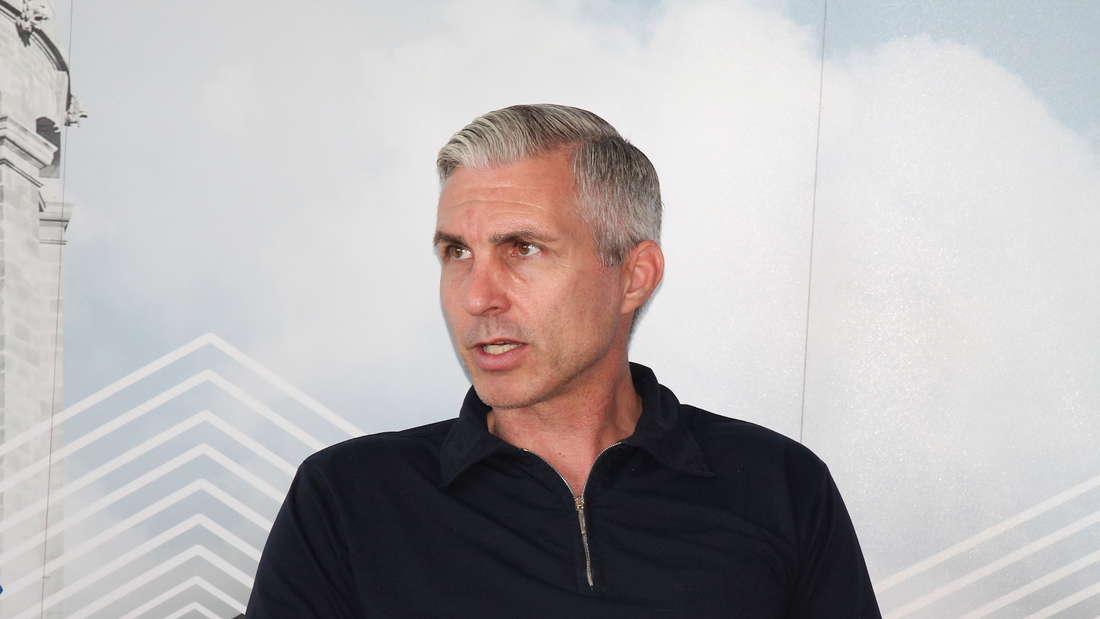 Jochen Kientz ist der Sportliche Leiter des SV Waldhof Mannheim.