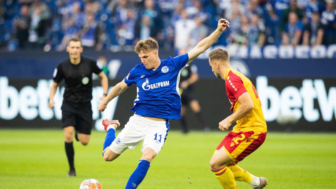 FC Schalke 04 - Karlsruher SC