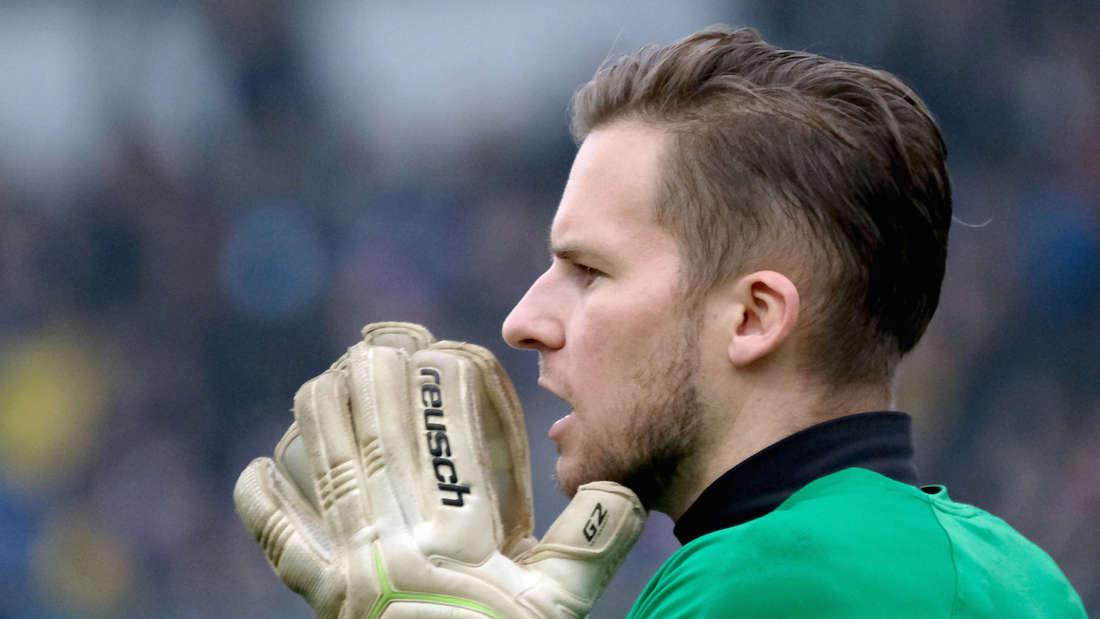Philipp Heerwagen hat von 2019 bis 2021 beim SV Sandhausen gespielt.
