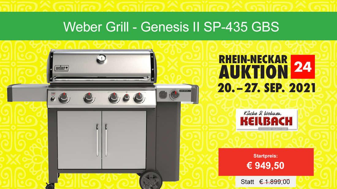 Weber Grill - Genesis II SP-435 GBS