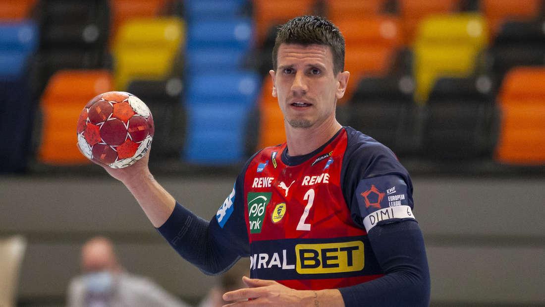 Andy Schmid wird die Rhein-Neckar Löwen nach der Saison verlassen.