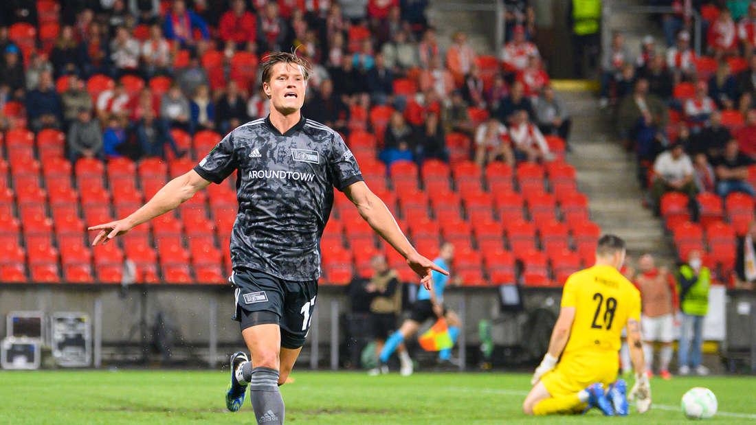 Kevin Behrens hat bereits drei Treffer für Union Berlin erzielt.