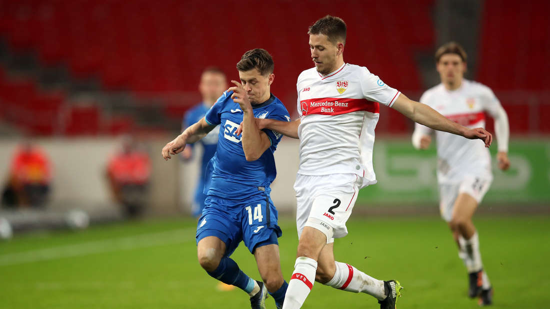 Das letzte Duell gegen Stuttgart hat Hoffenheim mit 0:2 verloren.