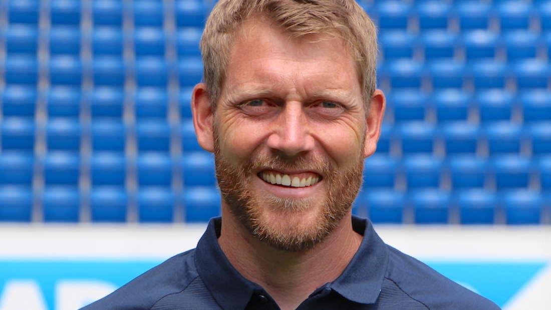 Hoffenheims Torwart-Trainer Michael Rechner.