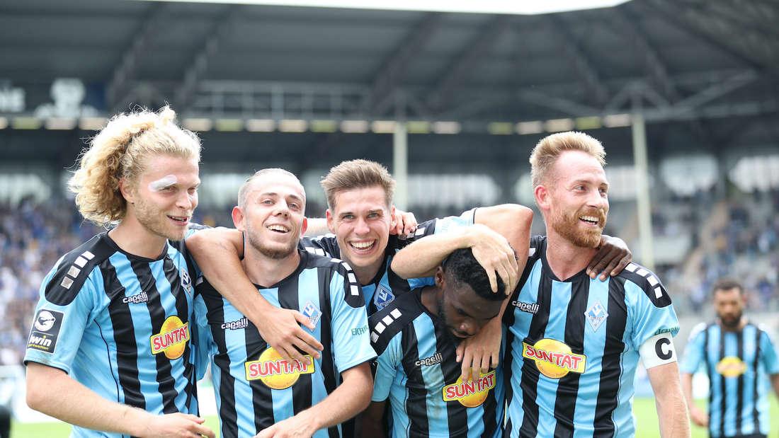 3. Liga: SV Waldhof Mannheim - SC Verl