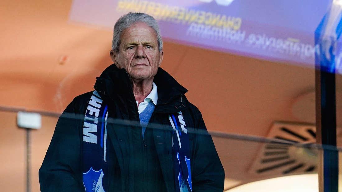 Hoffenheim-Mäzen Dietmar Hopp hat anspruchsvolle Ziele formuliert.