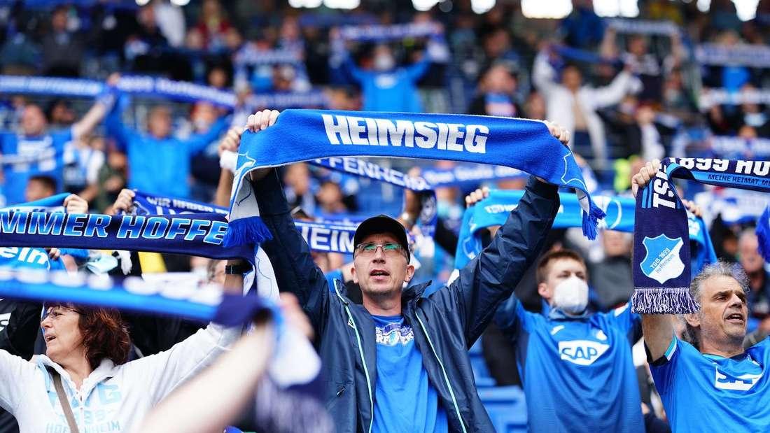 Die TSG Hoffenheim belegt im Zuschauer-Ranking der Bundesliga den letzten Platz.