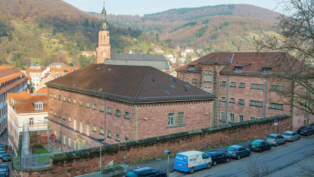 Das Gefängnis Heidelberg