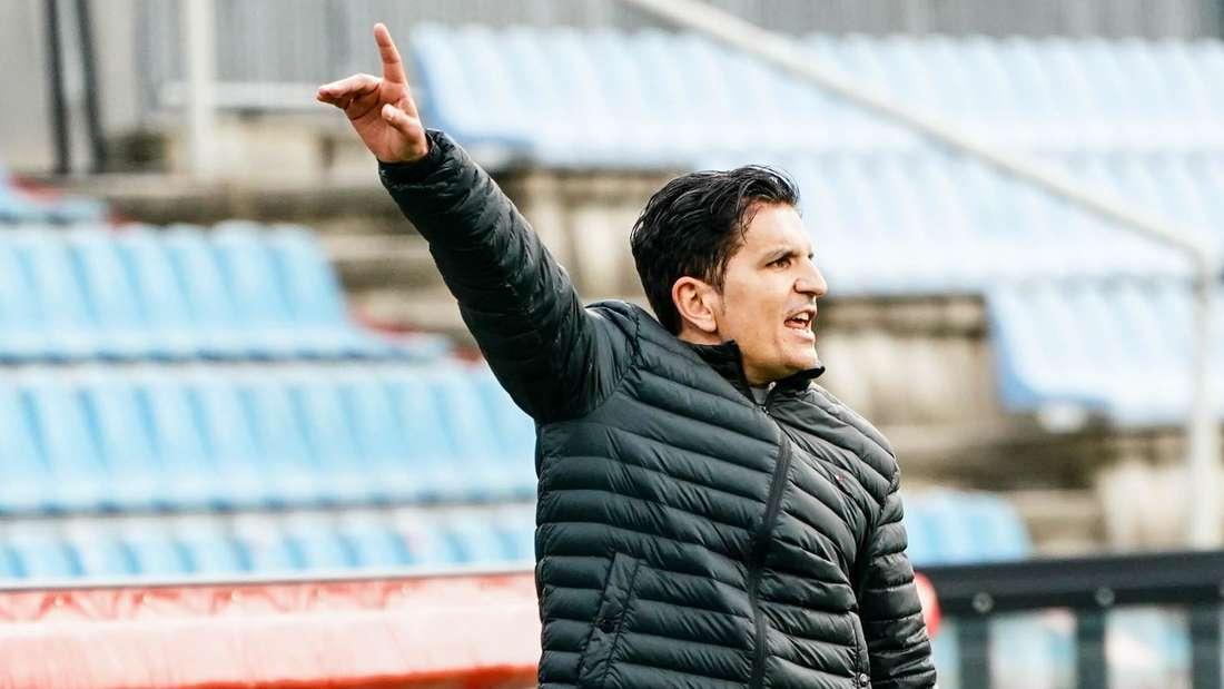 Kenan Kocak feiert sein Debüt als Co-Trainer der Türkei.