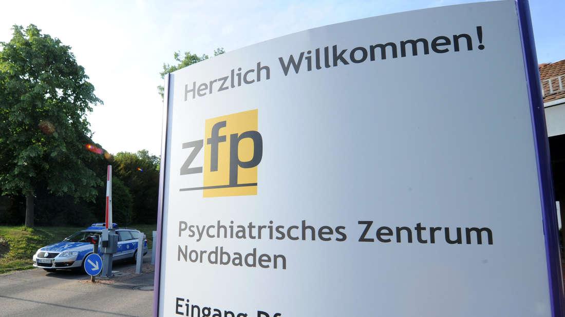 Psychiatrisches Zentrum Nordbaden in Wiesloch