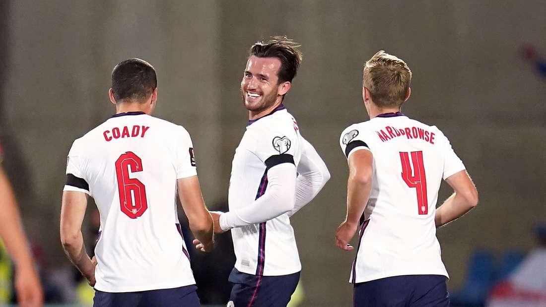 England vor WM-Einzug