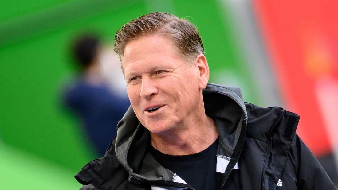Trainer Markus Gisdol steht vor einem Wechsel zu Lokomotive Moskau.