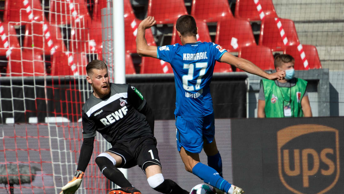 Hoffenheim-Star Andrej Kramaric hat gegen den 1. FC Köln zuletzt mehrmals getroffen.